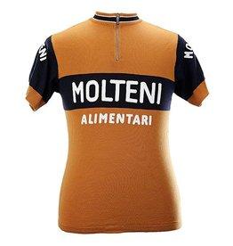 Woolen Sweater Molteni - Short Sleeve
