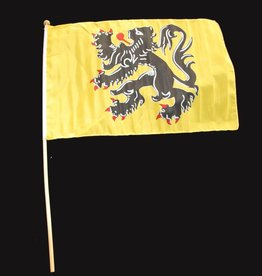 Flanders hand flag