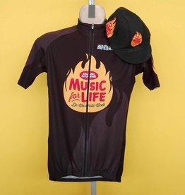 Bioracer Music for Life fietsshirt
