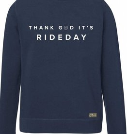 Thank god it's rideday sweater