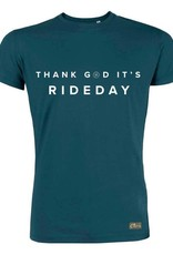 Thank god it's rideday T-shirt