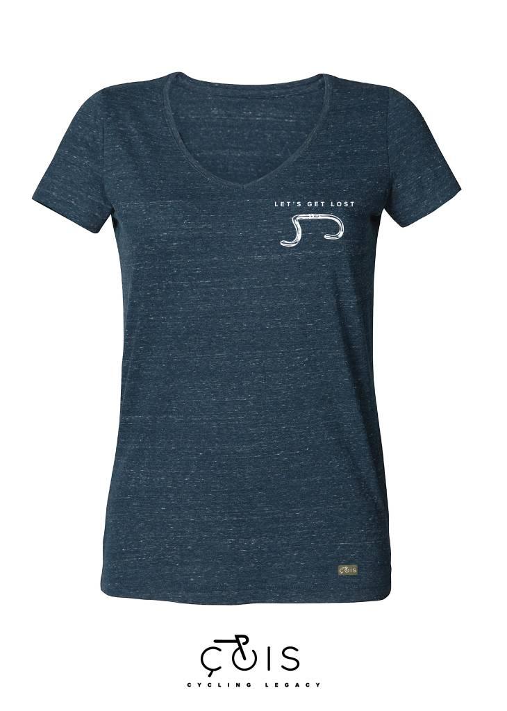 Let's get lost T-shirt Women