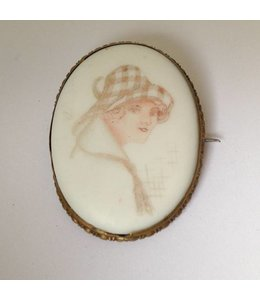 Broches Vintage broche | Dame