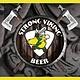 Strong Viking Strong Viking Beer 6 Pack