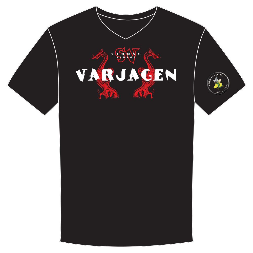 Strong Viking Men's Varjagen Shirt