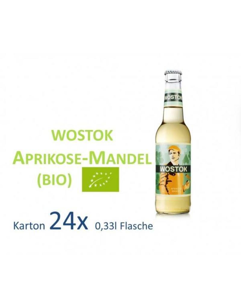 Wostok Wostok Aprikose Mandel 24 x 330ml