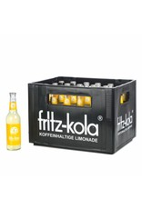 Fritz Fritz Limo Zitrone 24 x 330ml