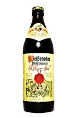 Weissenhoher Bier Weissenhoher Klostersud 500ml