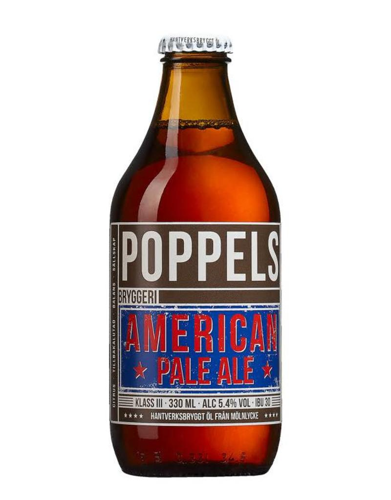 Poppels Poppels American Pale Ale 330ml