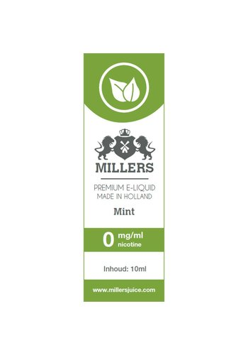 Millers |Mint|
