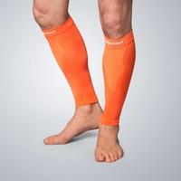 ZeroPoint Compressie Calfsleeves Oranje
