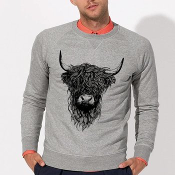 Wituka Sweater Highland Cattle