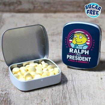 Pampling Candies Ralph for Prez