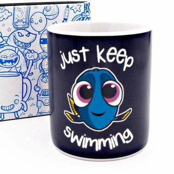 Pampling MUG Just Keep Swimming