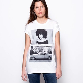 Johnny Dee AFRO HARLEM T-shirt