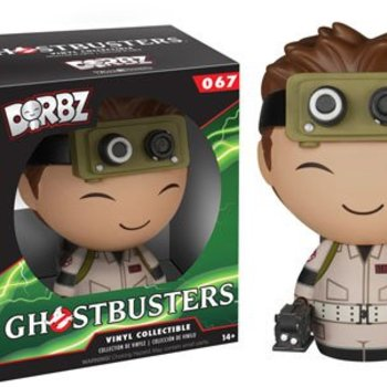 Funko   Pop! Ghostbusters: Ray Stantz Dorbz #067