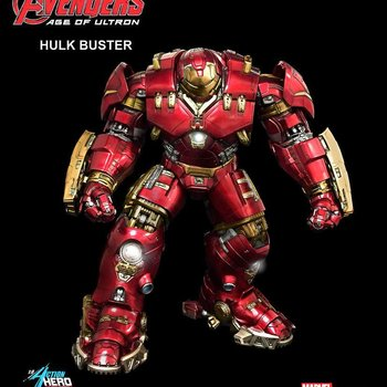 Dragon Models USA Marvel Dragon Models 1/9 Avengers Age of Ultron Action Hero Hulkbuster Figure