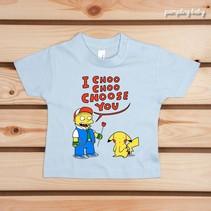 I Choo Choose You! BABY