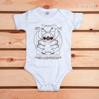 Pampling Stitch Vitruvien baby body