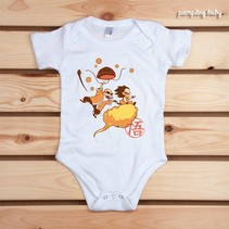 Awesome Friends baby body