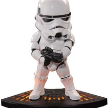 Star Wars The Empire Strikes Back: Stormtrooper Egg Attack Statue