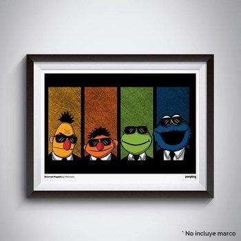 Pampling Reservoir Muppets