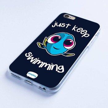 Pampling Just Keep Swiming
