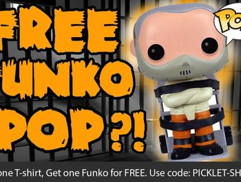 It's free! Funky Pop!