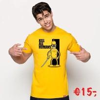 Jouw favoriete T-shirt nu voor slechts € 15.00-,