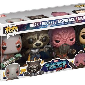 Funko | Pop! Guardians of the Galaxy 2  POP! 4-Pack