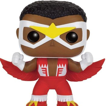 Funko | Pop! Marvel: Falcon