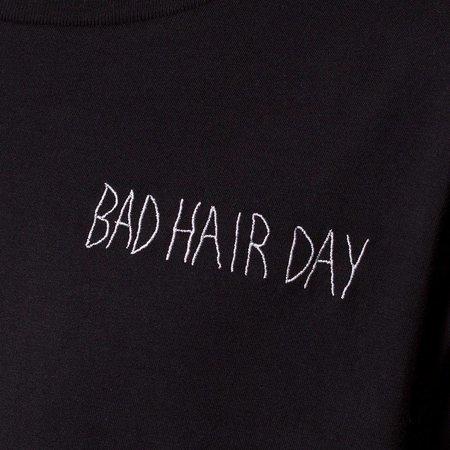 Johnny Dee BAD HAIR DAY T-SHIRT