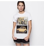 Johnny Dee AUTO ADJUSTING COLOUR T-SHIRT