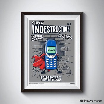Pampling Super Indestructible