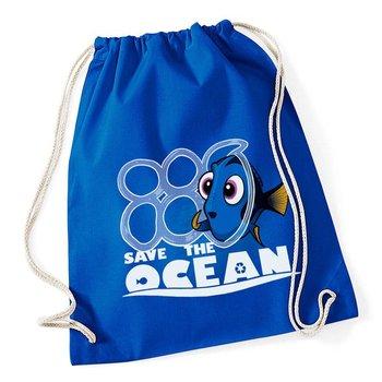 Pampling Shoulder Bag Save The Ocean