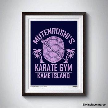 Pampling Mutenroshi's Gym