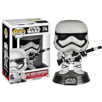 Funko | Pop! Pop! Star Wars: The Force Awakens - Stormtrooper w/Blaster (ltd edition)