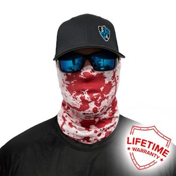 SA Co. Face Shield™ BLOODY FISHING