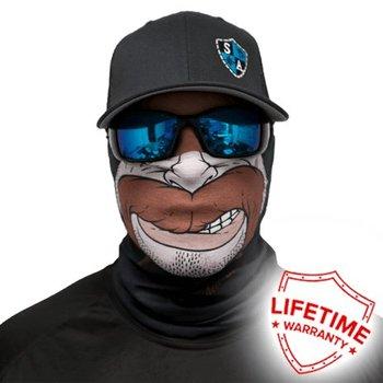 SA Co. Face Shield™ MUSTACHE
