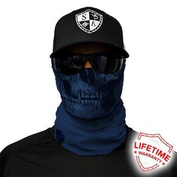 SA Co. Face Shield™ TACTICAL | NAVY SKULL