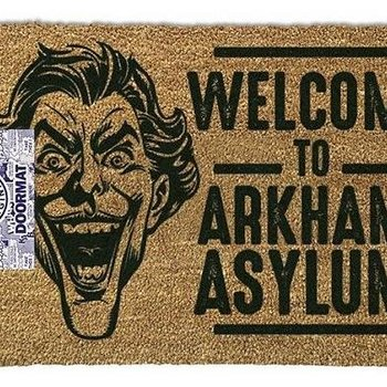 Hole in the Wall The Joker Welcome To Arkham Doormat
