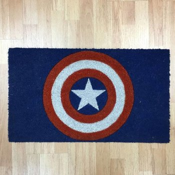 SD Toys Marvel: Captain America Shield Doormat