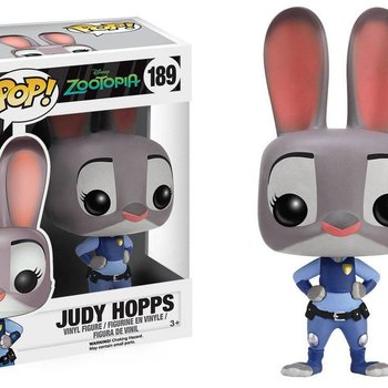 Funko | Pop! Judy Hopps POP!