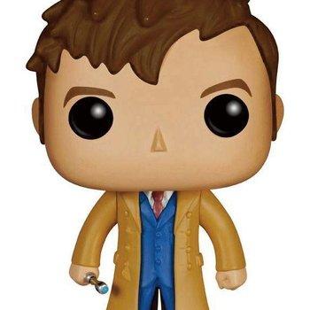 Funko | Pop! 10th Doctor POP!
