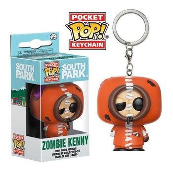 Funko  Vinyl Keychain Zombie Kenny 4 cm