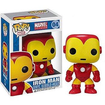 Funko  Vinyl Bobble-Head Iron Man 10 cm