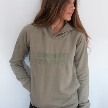 Johnny Dee Hoodie Cowboys to girls