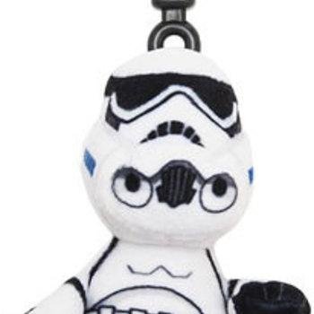 Plush Keychain Stormtrooper 8 cm