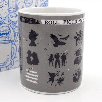 Pampling MUG Rock n Roll Pictionary
