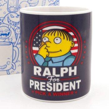 Pampling MUG Ralph for Prez